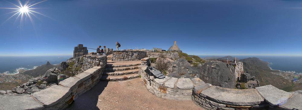 South Africa . . . Tafelberg 360 Grad Panorama I