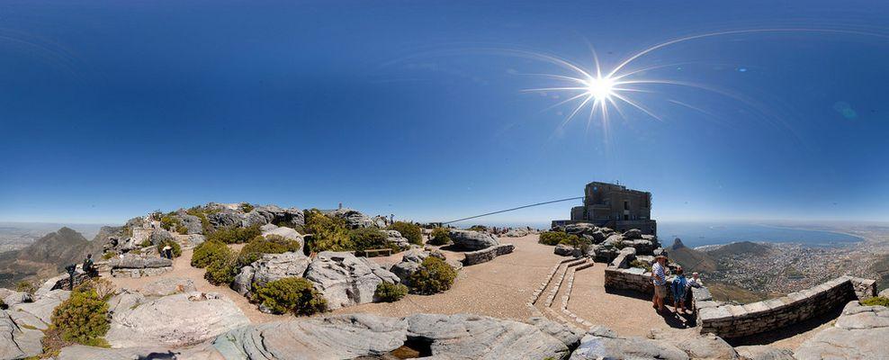 South Africa . . . Tafelberg 360 Grad Panorama II
