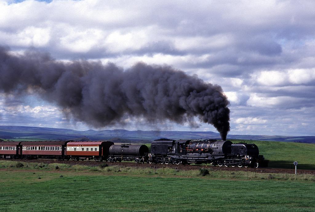 South African Railways : GMAM Garratt