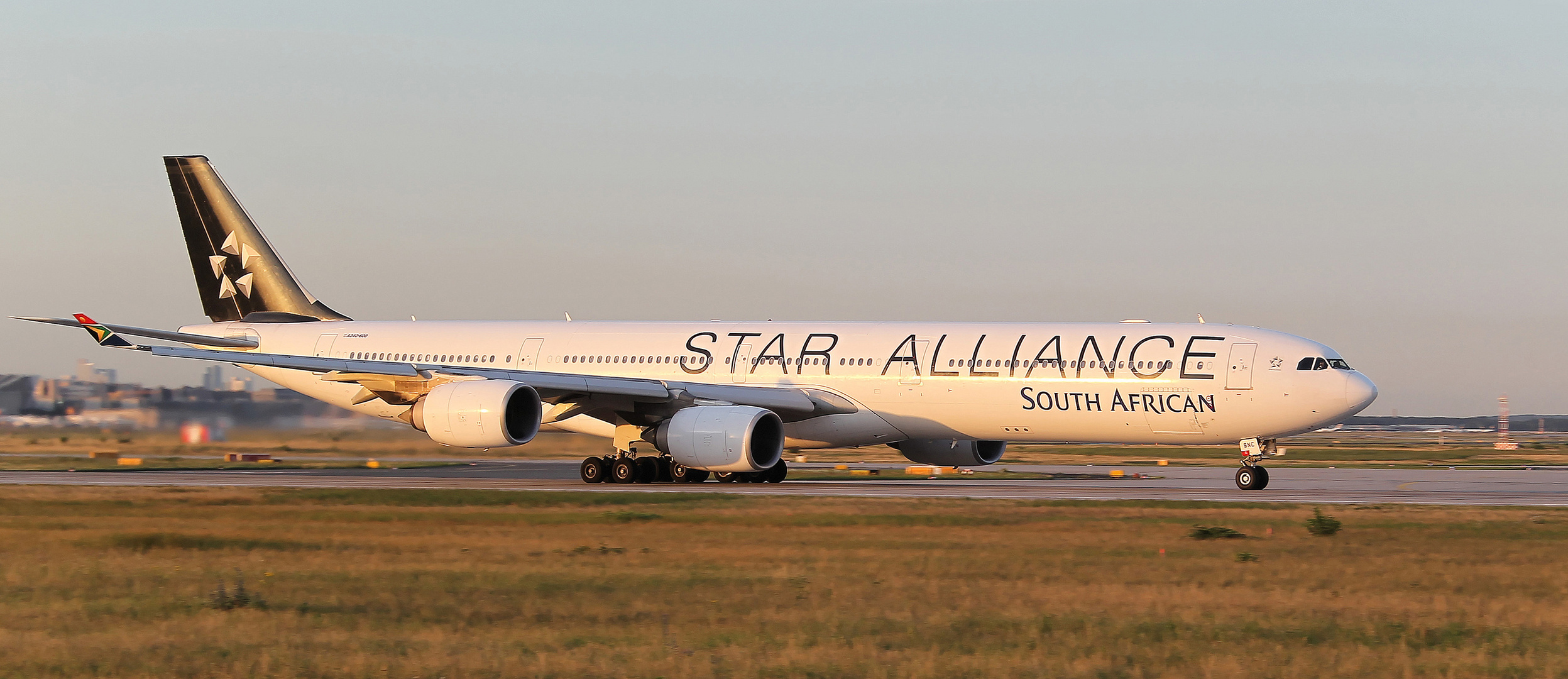 """South African """"Star Alliance"""""""