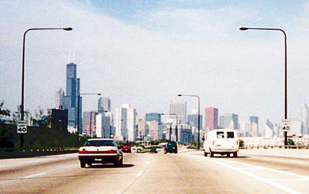 South Lake Shore Drive - anno 1999