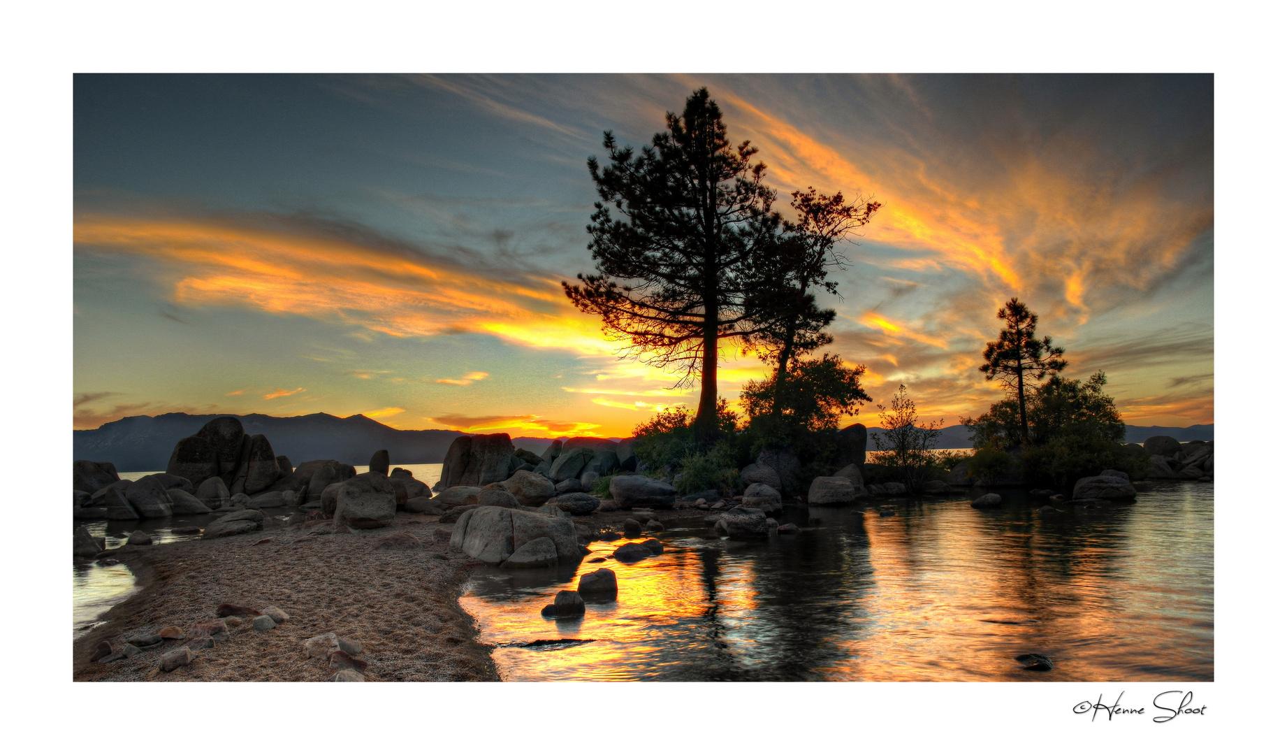 South Lake Tahoe - Kalifornien