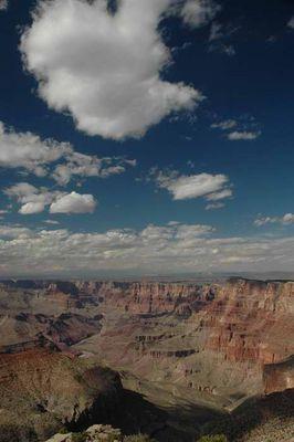 south rim grand canyon //