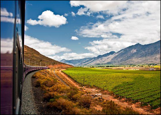 Southafrica Premier Train