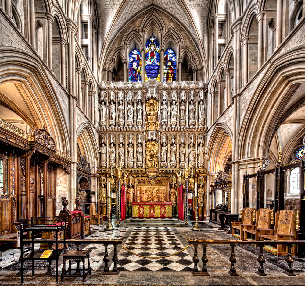 Southwark Cathedral II