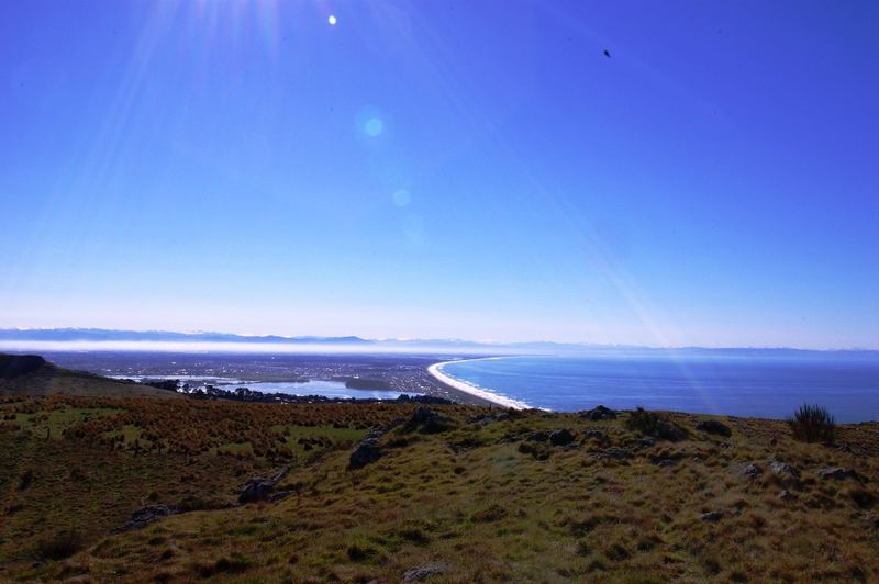soutshore & the southern alps