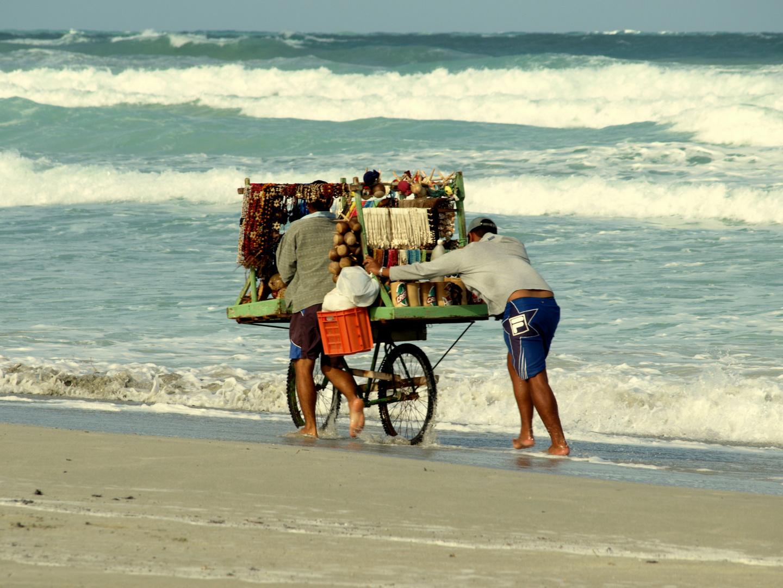 Souvenierverkäufer Varadero Kuba