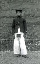 souvenir d'Indochine avant la guerre
