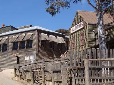 Souvereign Hill - Ballarat