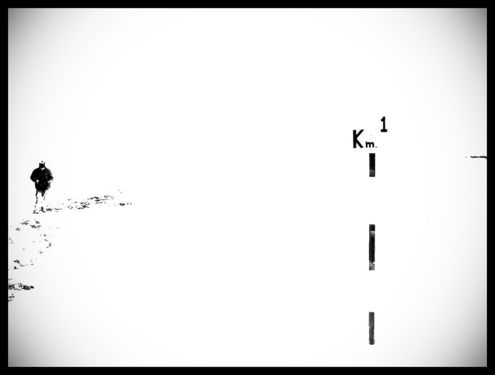 Sovraesposizione massima al Km 1