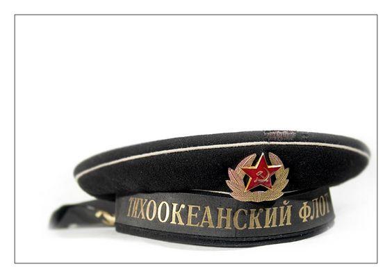 Sowjetische Matrosenmütze