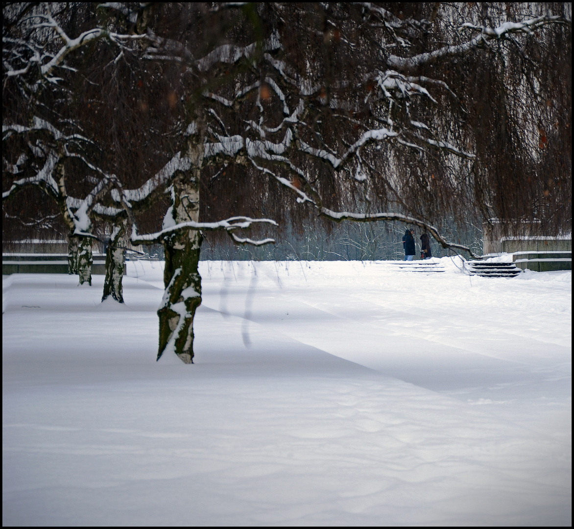 Sowjetisches Ehrenmal im Treptower Park 2