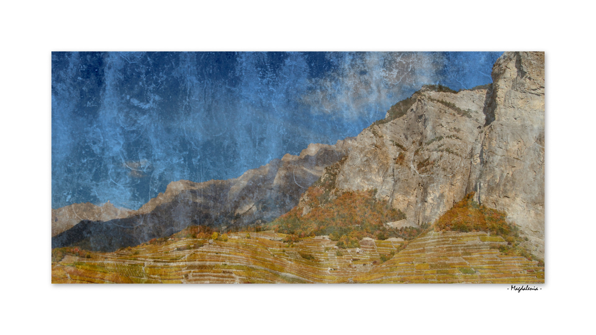Soyeuse montagne