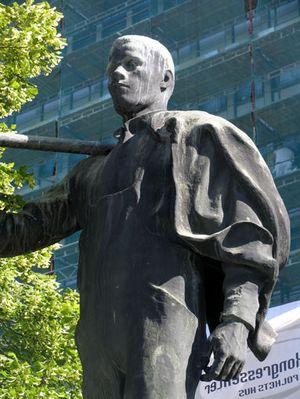 Sozialistischer Realismus in Oslo
