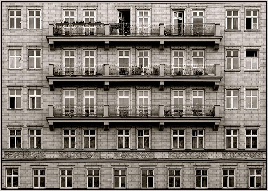 sozialistischer Städtebau...(I)