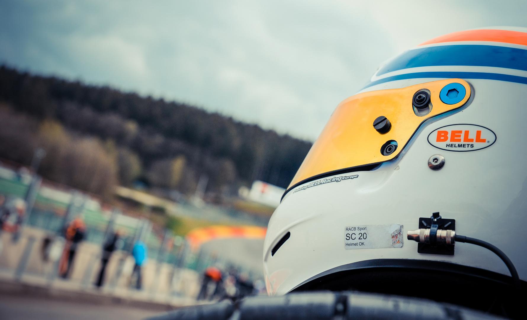 Spa-Francorchamps / WEC 6 Heures / 2012 / Pit Lane vor Eau Rouge