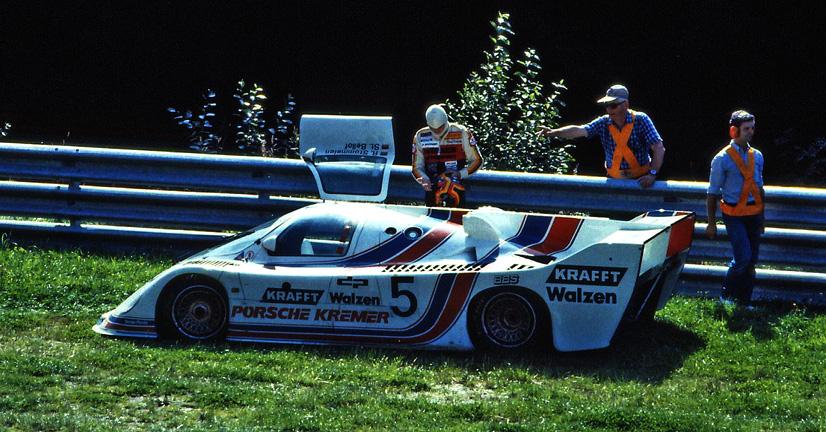 SPA/B 1982 na das wars mit dem CK 5.T
