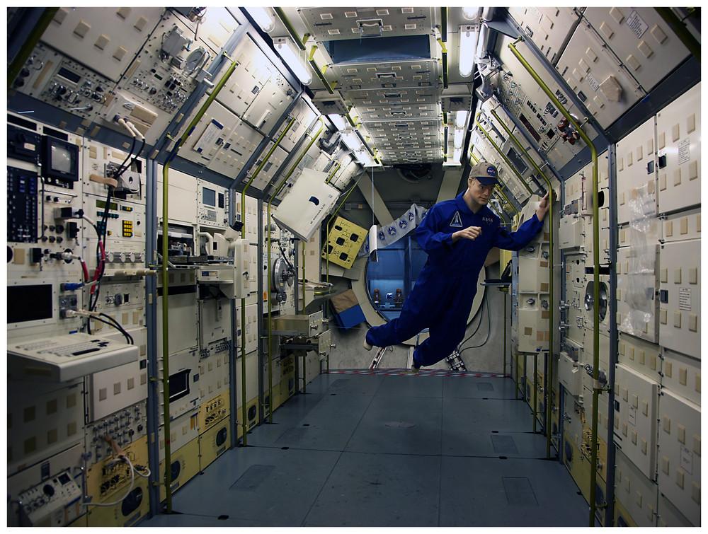 SPACE LAB - Simulator