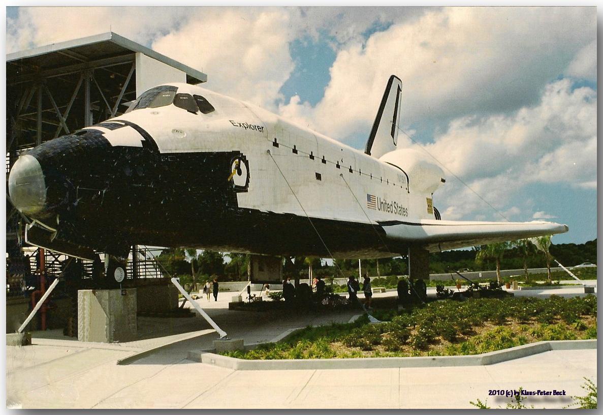 Space Shuttle - Explorer -