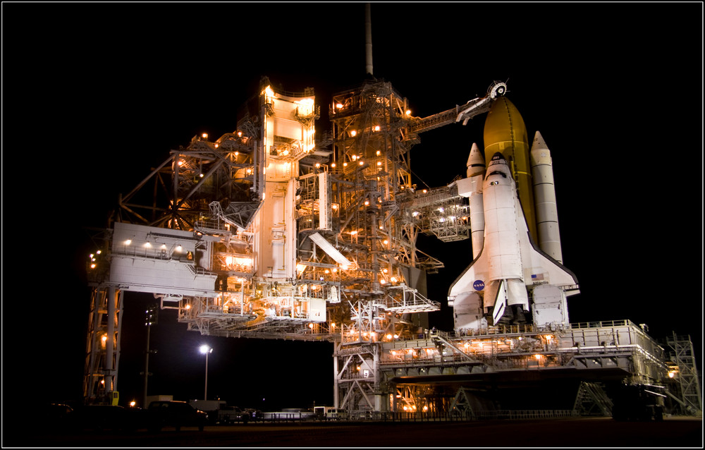 - SPACE SHUTTLE MISSION STS-122 - #1