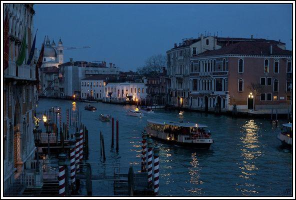 Spätabends in Venedig