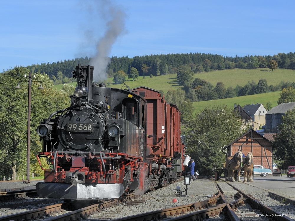 später Vormittag in Steinbach