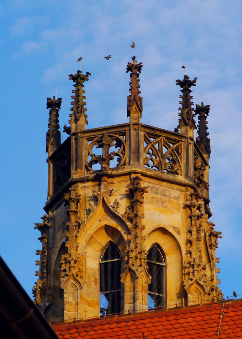 Spätgotisches Glockentürmchen...