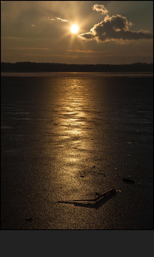 Spätnachmittag am Großen Teich