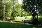Spätsommer im Englischen Garten