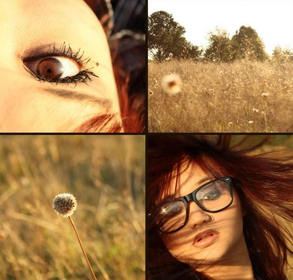 Spätsommer - she´s a redhead now