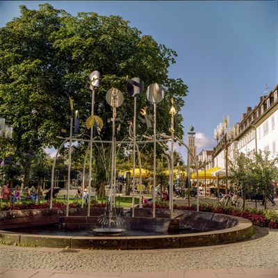 Spätsommertag in Freudenstadt -I-