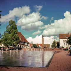 Spätsommertag in Freudenstadt -III-