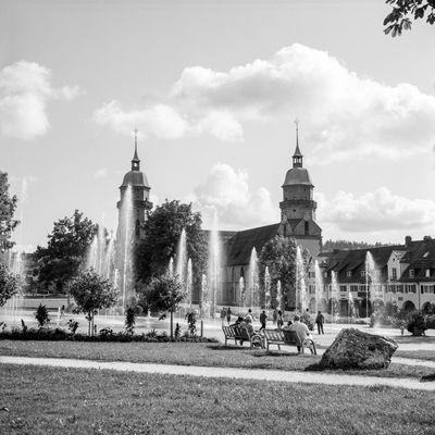 Spätsommertag in Freudenstadt -IV-