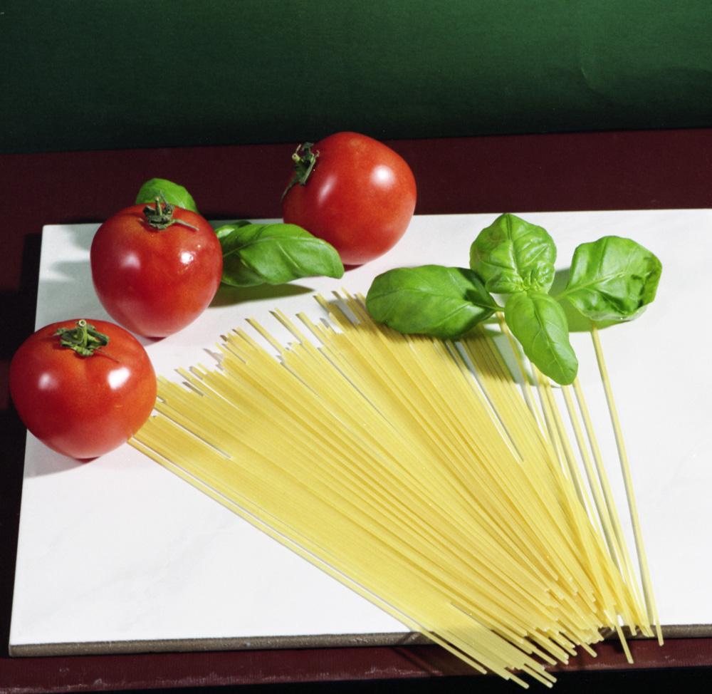 spaghetti pomodoro : )