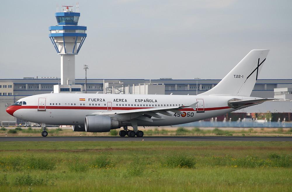 Spain - Air Force in CGN
