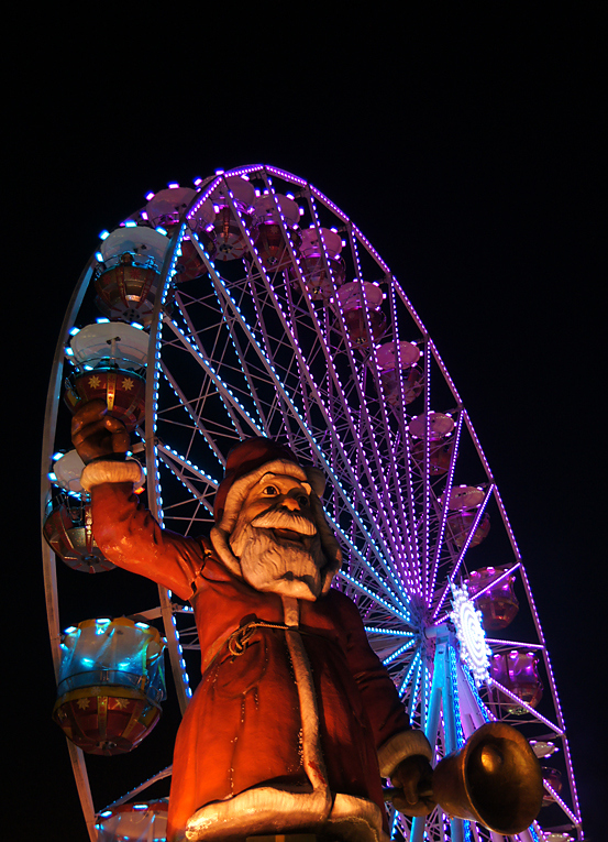 Spandauer Weihnachtsmarkt 2010 – 01