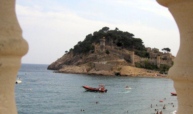 Spanien, Tossa de Mar (01)