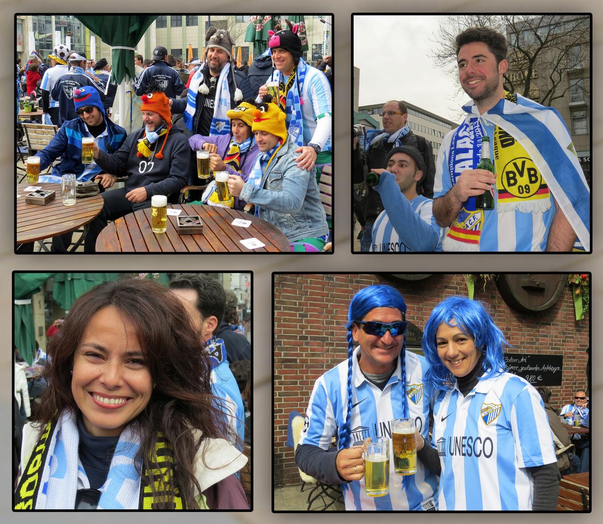 Spanien zu Gast in Dortmund
