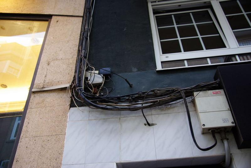 spanische Elektrik