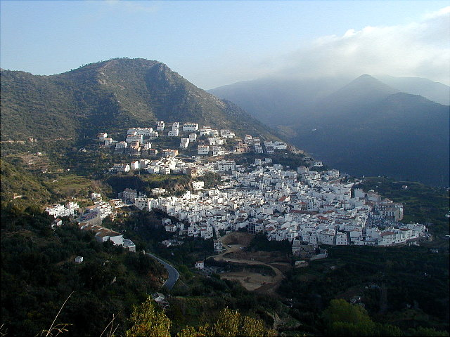 Spanische Kleinstadt