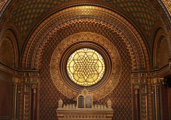 spanische synagoge in prag  2