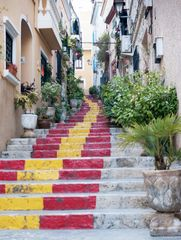Spanische Treppe - Calpe