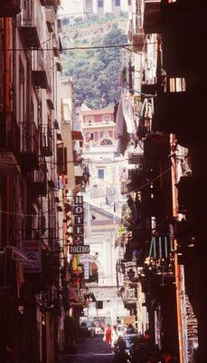 Spanische Viertel / Neapel