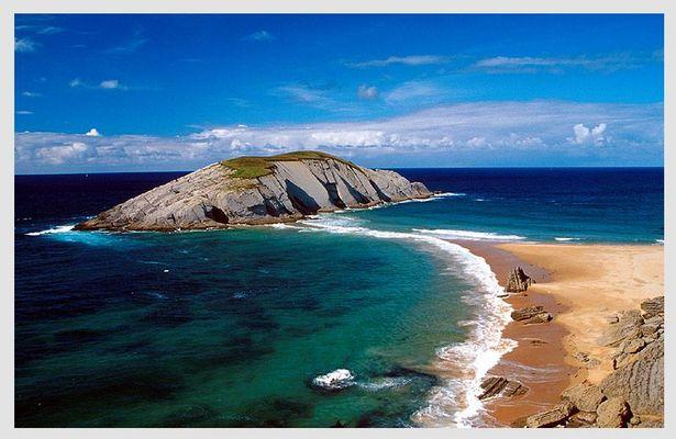 Spanischer Küstenweg