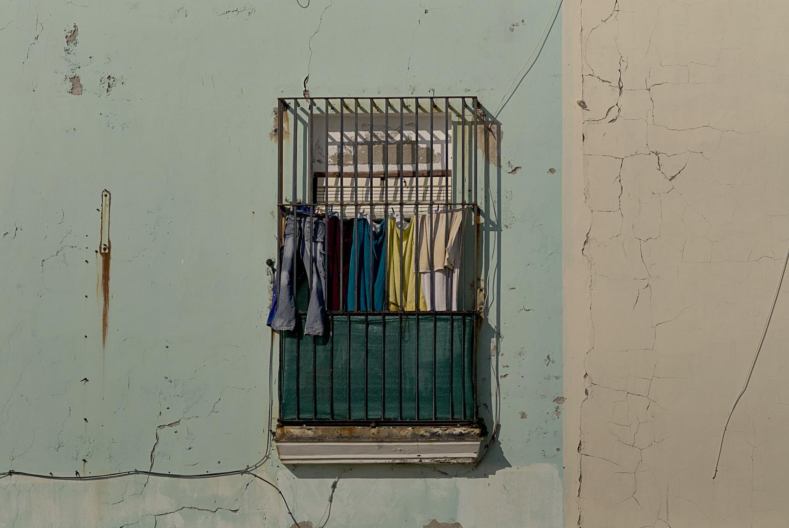 Spanisches Fenster