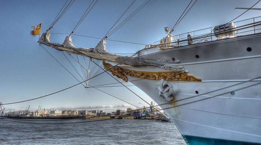 spanisches Segelschulschiff