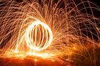 sparkling steelwool