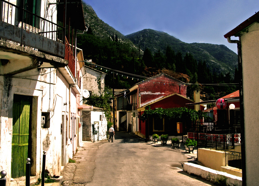 Spartilas, Korfu