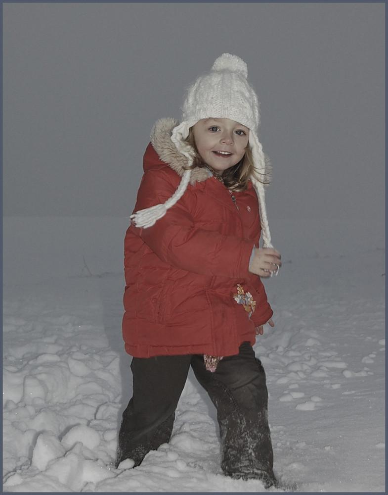 Spaß im Schnee!!!