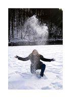 Spass im Schnee...